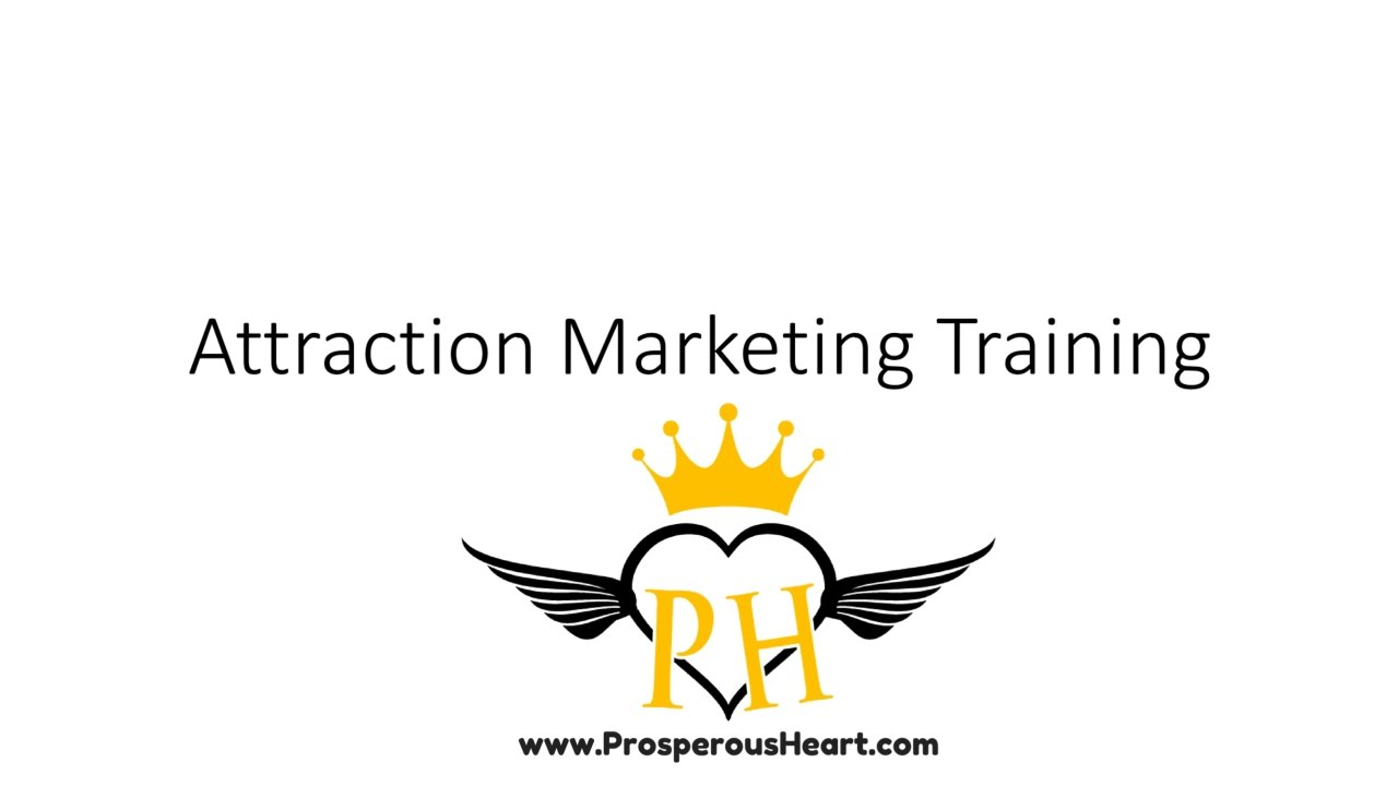 attraction marketing training for home business network marketing entrepreneurs prosperous heart brian fanale