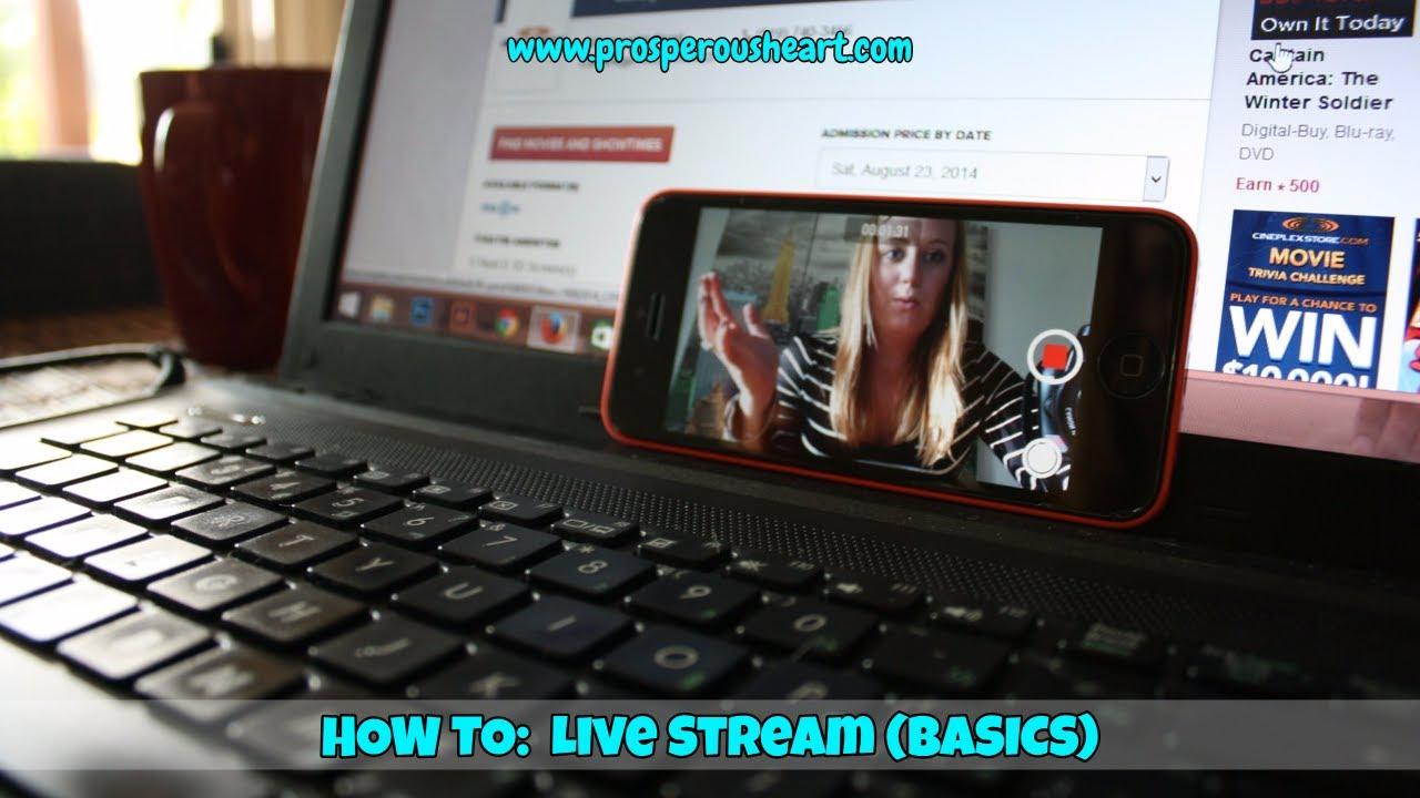 Facebook Live Streaming prosperous heart