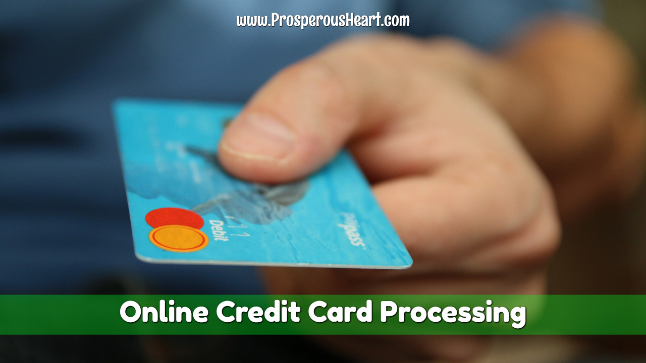 online credit card processing with paypal for small business