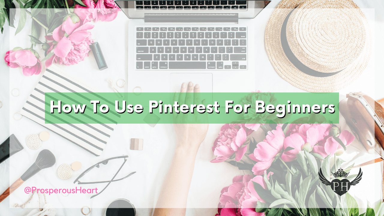 Laura Rike - How To Use Pinterest For Beginners